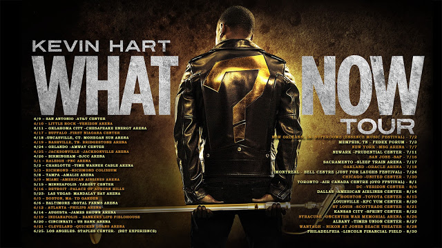 Sinopsis Film Kevin Hart: What Now? ( 2016 )