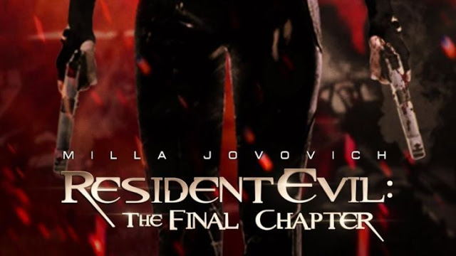 Sinopsis Film Resident Evil: The Final Chapter ( 2017 )